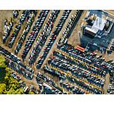 Autoindustrie, Autohandel, Altauto