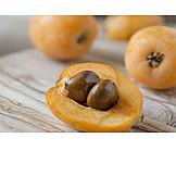 Fruit, Pip, Japanese Loquat