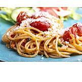 Spaghetti, Vegetarian