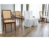 Wedding, Standesamt, Chairs