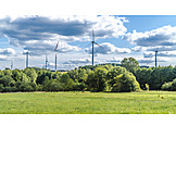Energy Supply, Pinwheel, Wind