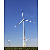 Pinwheel, Wind, Renewable Energy