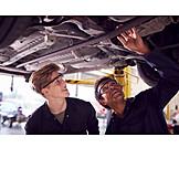 Education, Apprentice, Training Manager, Mechanic