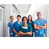 Team, Hospital, Surgery