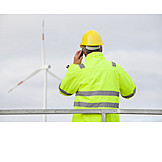 Mobile Communication, On The Phone, Engineer
