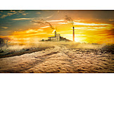 Environmental Damage, Industry, Global Warming