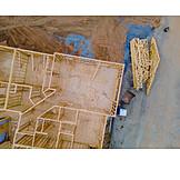 Building Construction, Construction Site, Structure, Carcass