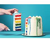 Cake, Birthday Cake