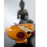 Asian Cuisine, Tableware