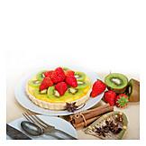 Cake, Fruit Pie