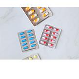 Medizin, Medikament, Tablette