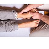 Massaging, Massage, Foot Massage