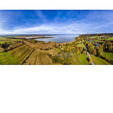 Agriculture, Upper Bavaria, Ammersee