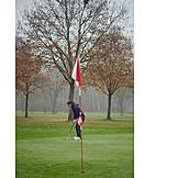 Golf, Golfing, Golfer