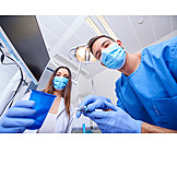 Dentist, Treatment, Dentistry