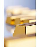 Gold, Money, Gold Bars