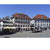 Constance, Cathedral square