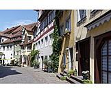 Old town, Meersburg