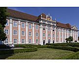 Meersburg, New palace