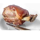 Schweinefleisch, Schweinshaxe