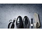 Elegante Kleidung, Business, Herrengarderobe