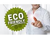 Unternehmen, Klimafreundlich, Eco Friendly