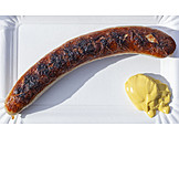 Mustard, Sausage