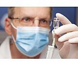 Doctor, Vaccination, Vaccine