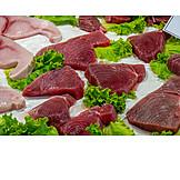 Sales, Prepared Fish, Tuna Steak