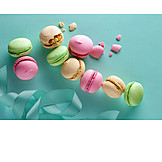 Almond Biscuits, Macaron, Macaroons