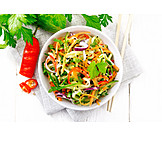 Healthy Diet, Asian Cuisine, Salad
