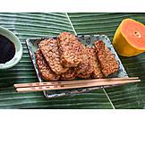 Asian Cuisine, Tempeh