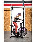 Bicycle, Fitness Equipment