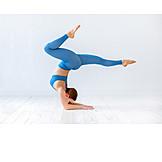 Strength, Yoga, Headstand