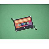 Music, Sound, Music Cassette