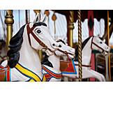 Carousel, Horse