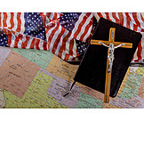Religion, Christianity, Usa, States