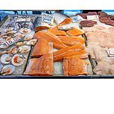 Fish Market, Prepared Fish