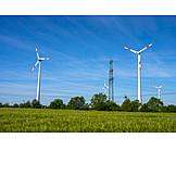 Electricity, Wind, Renewable Energy