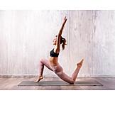 Fitness, Yoga, Flexibility