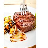 Grillfleisch, Grillgemüse