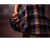 Fashionable, Analog, Photo camera
