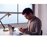 Mobile Communication, Sms, Computer Workstation, Homeoffice