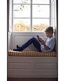Boy, Internet, Video Game