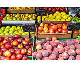 Fruit, Fruit Stand