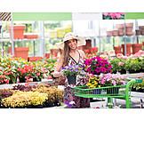 Shopping, Customer, Gardening