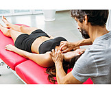 Physical Therapy, Manual Therapy, Osteopathy