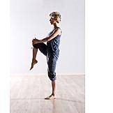 Balance, Gymnastics, Exercise