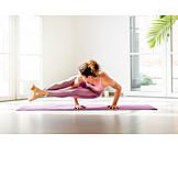 Balance, Strength, Yoga