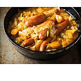 Sausage, Stew